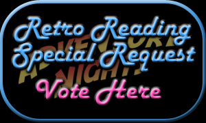 Vote Here for the next Retro Reading