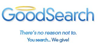GoodSearch - You search... We give!